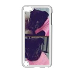 Lil Hiedi Pic Apple iPod Touch 5 Case (White)