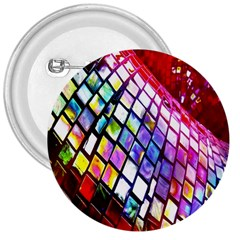 Multicolor Wall Mosaic 3  Buttons