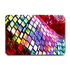 Multicolor Wall Mosaic Small Doormat