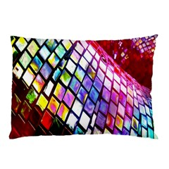 Multicolor Wall Mosaic Pillow Case