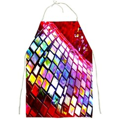 Multicolor Wall Mosaic Full Print Aprons