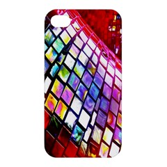 Multicolor Wall Mosaic Apple iPhone 4/4S Hardshell Case