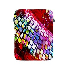 Multicolor Wall Mosaic Apple iPad 2/3/4 Protective Soft Cases