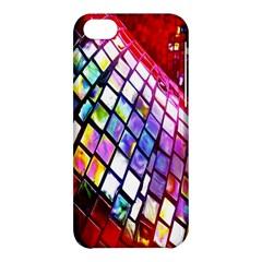 Multicolor Wall Mosaic Apple Iphone 5c Hardshell Case