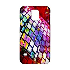 Multicolor Wall Mosaic Samsung Galaxy S5 Hardshell Case