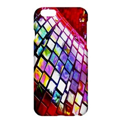 Multicolor Wall Mosaic Apple Iphone 6 Plus/6s Plus Hardshell Case