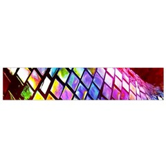 Multicolor Wall Mosaic Flano Scarf (Small)