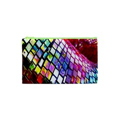 Multicolor Wall Mosaic Cosmetic Bag (XS)