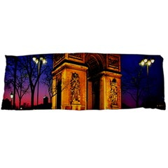 Paris Cityscapes Lights Multicolor France Body Pillow Case Dakimakura (two Sides)