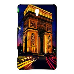 Paris Cityscapes Lights Multicolor France Samsung Galaxy Tab S (8.4 ) Hardshell Case