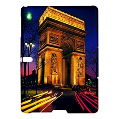 Paris Cityscapes Lights Multicolor France Samsung Galaxy Tab S (10.5 ) Hardshell Case