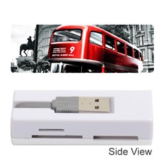 London Bus Memory Card Reader (stick)