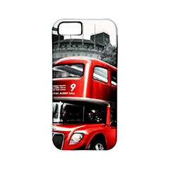 London Bus Apple iPhone 5 Classic Hardshell Case (PC+Silicone)