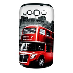 London Bus Samsung Galaxy S Iii Classic Hardshell Case (pc+silicone)