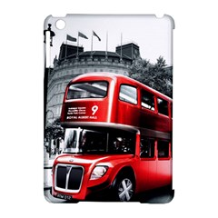 London Bus Apple iPad Mini Hardshell Case (Compatible with Smart Cover)