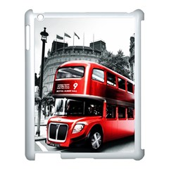 London Bus Apple Ipad 3/4 Case (white)