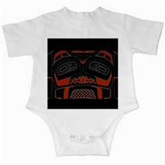 Traditional Northwest Coast Native Art Infant Creepers