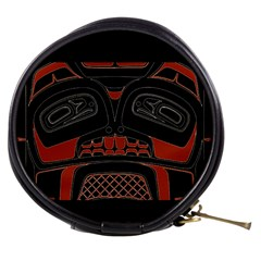 Traditional Northwest Coast Native Art Mini Makeup Bags