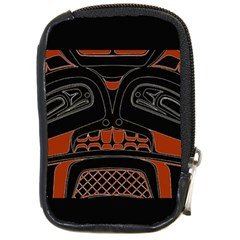 Traditional Northwest Coast Native Art Compact Camera Cases