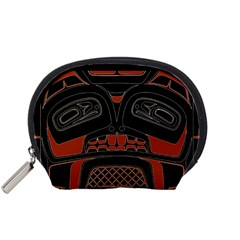 Traditional Northwest Coast Native Art Accessory Pouches (Small)