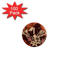 Rock Music Moves Me 1  Mini Magnets (100 pack)