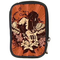 Rock Music Moves Me Compact Camera Cases