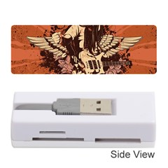 Rock Music Moves Me Memory Card Reader (Stick)