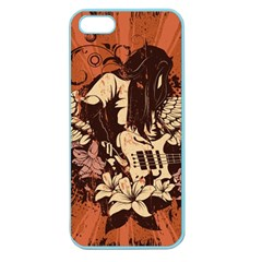 Rock Music Moves Me Apple Seamless iPhone 5 Case (Color)