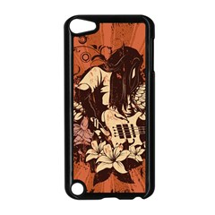 Rock Music Moves Me Apple iPod Touch 5 Case (Black)