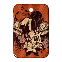 Rock Music Moves Me Samsung Galaxy Note 8.0 N5100 Hardshell Case