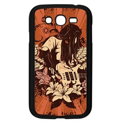 Rock Music Moves Me Samsung Galaxy Grand Duos I9082 Case (black)