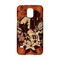 Rock Music Moves Me Samsung Galaxy S5 Hardshell Case