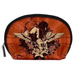Rock Music Moves Me Accessory Pouches (Large)
