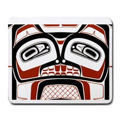 Traditional Northwest Coast Native Art Large Mousepads