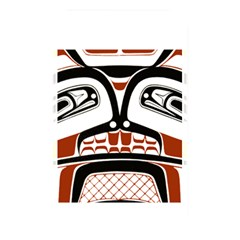 Traditional Northwest Coast Native Art Memory Card Reader