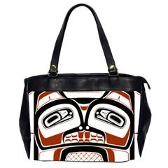 Traditional Northwest Coast Native Art Office Handbags (2 Sides)