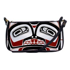 Traditional Northwest Coast Native Art Shoulder Clutch Bags