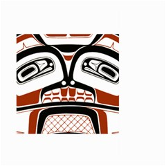 Traditional Northwest Coast Native Art Large Garden Flag (two Sides)