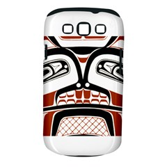 Traditional Northwest Coast Native Art Samsung Galaxy S III Classic Hardshell Case (PC+Silicone)
