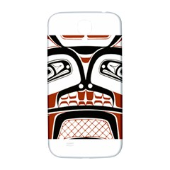 Traditional Northwest Coast Native Art Samsung Galaxy S4 I9500/I9505  Hardshell Back Case