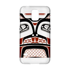 Traditional Northwest Coast Native Art Samsung Galaxy S5 Hardshell Case