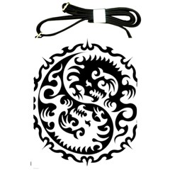 Ying Yang Tattoo Shoulder Sling Bags