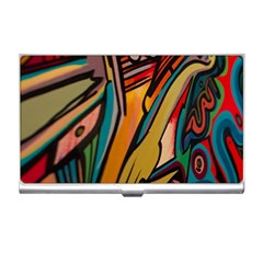 Vivid Colours Business Card Holders