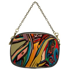Vivid Colours Chain Purses (Two Sides)
