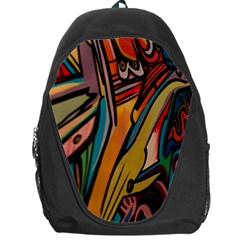 Vivid Colours Backpack Bag