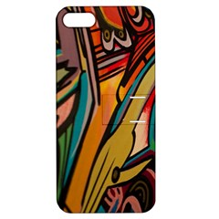 Vivid Colours Apple Iphone 5 Hardshell Case With Stand