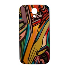 Vivid Colours Samsung Galaxy S4 I9500/I9505  Hardshell Back Case