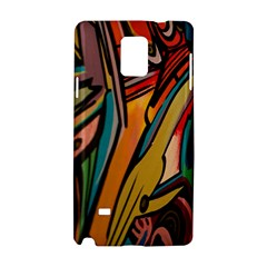Vivid Colours Samsung Galaxy Note 4 Hardshell Case