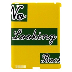 NO LOOKING BACK Apple iPad 3/4 Hardshell Case (Compatible with Smart Cover)
