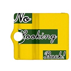 NO LOOKING BACK Kindle Fire HDX 8.9  Flip 360 Case